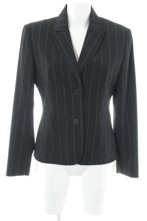 G.W. Kurz-Blazer schwarz-weiß Business-Look