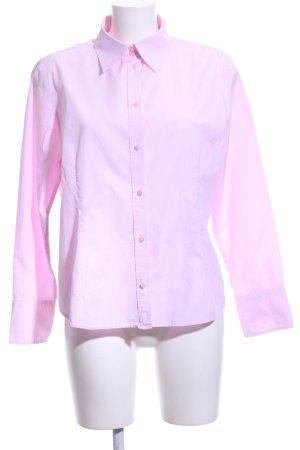 G.W. Langarmhemd pink Business-Look