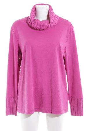 G.W. Rollkragenpullover pink Casual-Look