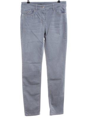 G.W. Slim Jeans hellgrau Casual-Look