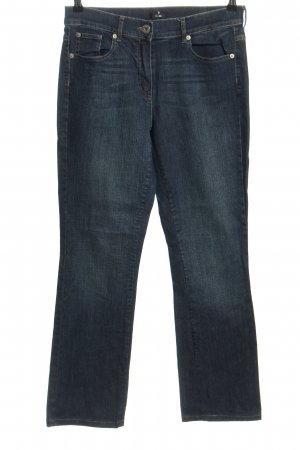 G.W. Stretch Jeans blue casual look