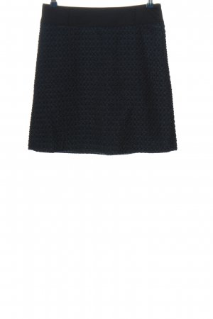 G.W. Knitted Skirt blue casual look
