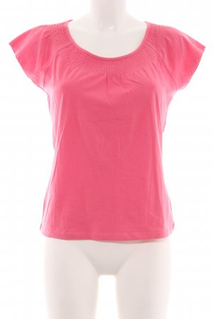 G.W. T-Shirt pink Casual-Look