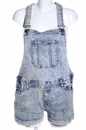 G8ONE Overall blauw casual uitstraling