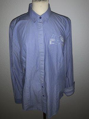 Gaastra Shirt Blouse azure-white