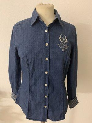 Gaastra Bluse Hemd Gr 36 S