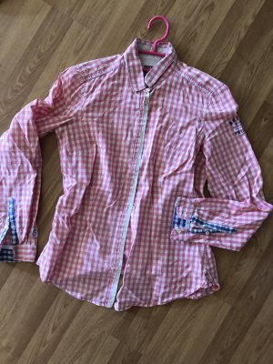 Gaastra Bluse karriert rosa blau