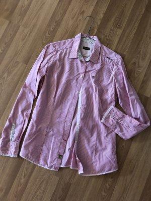 Gaastra Bluse karriert rosa weiß