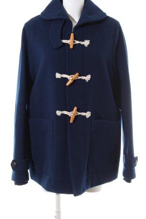 Gaastra Dufflecoat blau Casual-Look