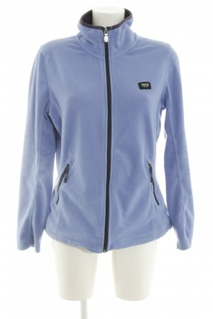 Gaastra Fleecejacke blau Casual-Look