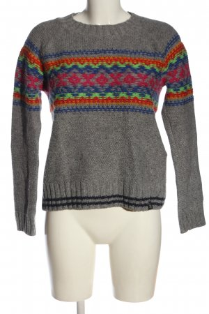 Gaastra Pull en crochet motif abstrait élégant