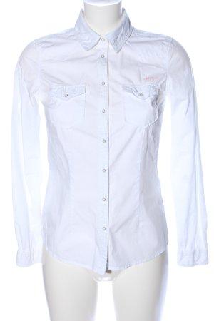 Gaastra Hemd-Bluse weiß Business-Look
