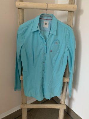 Gaastra - hochwertige Streifen-Bluse, Gr. L NEU!!