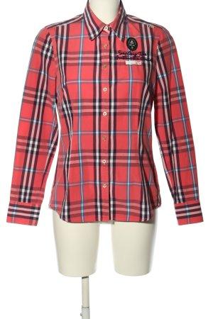 Gaastra Camicia da boscaiolo stampa integrale stile casual