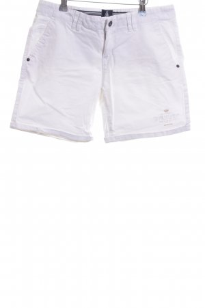 Gaastra Hot Pants weiß Casual-Look
