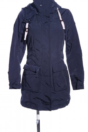 Gaastra Hooded Coat blue business style