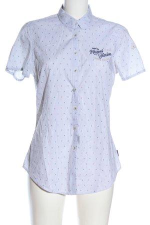 Gaastra Short Sleeve Shirt allover print casual look