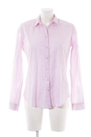 Gaastra Langarm-Bluse rosa klassischer Stil