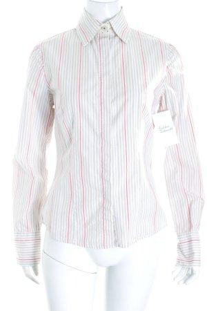 Gaastra Langarm-Bluse Streifenmuster klassischer Stil