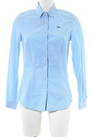 Gaastra Langarmhemd blau Business-Look