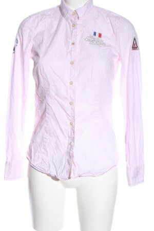 Gaastra Long Sleeve Shirt themed print casual look
