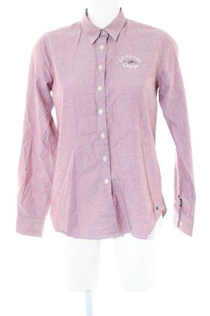 Gaastra Langarmhemd pink meliert Business-Look