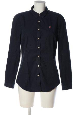 Gaastra Langarmhemd schwarz-pink Casual-Look