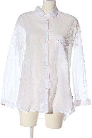 Gaastra Chemise à manches longues blanc style décontracté