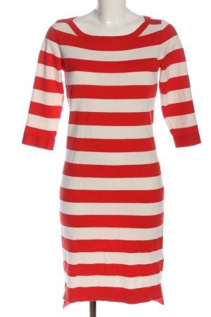 Gaastra Longsleeve Dress red-white striped pattern casual look