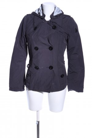 Gaastra Outdoorjacke schwarz Casual-Look