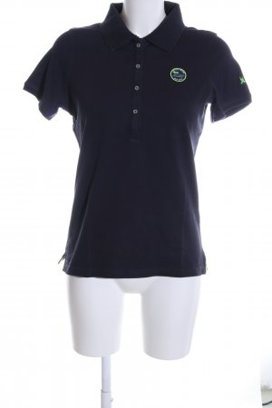 Gaastra Polo-Shirt blau Casual-Look