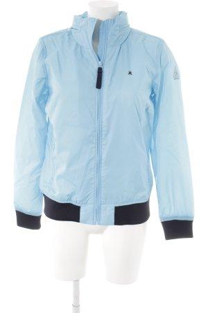 Gaastra Regenjacke kornblumenblau sportlicher Stil