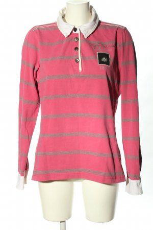 Gaastra Rugby Shirt striped pattern casual look