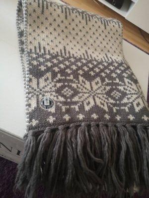 Gaastra Bufanda de lana multicolor