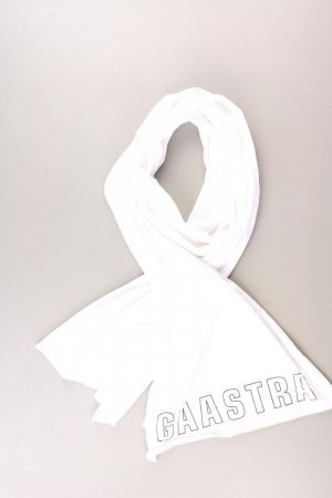 Gaastra Bufanda blanco puro Algodón