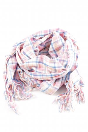 Gaastra Summer Scarf check pattern casual look
