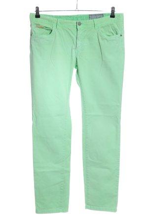 Gaastra Stoffhose grün Casual-Look