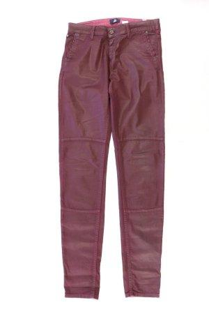 Gaastra Straight Jeans Größe W27/L34 rot