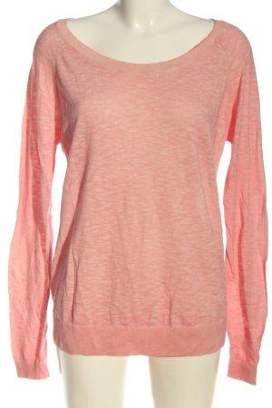 Gaastra Maglione lavorato a maglia rosa stile casual
