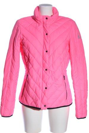 Gaastra Übergangsjacke pink Steppmuster Casual-Look