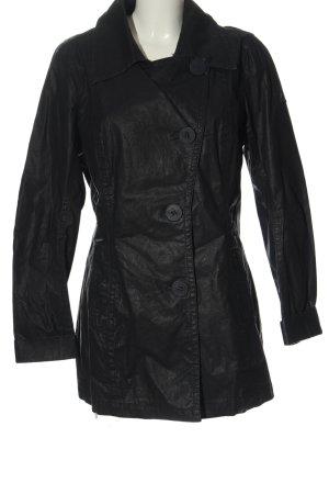 Gaastra Manteau mi-saison noir style décontracté