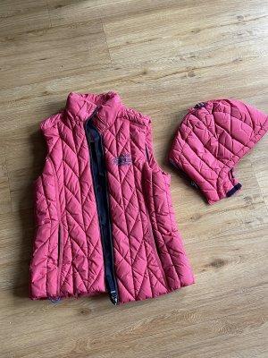 Gaastra Down Vest pink