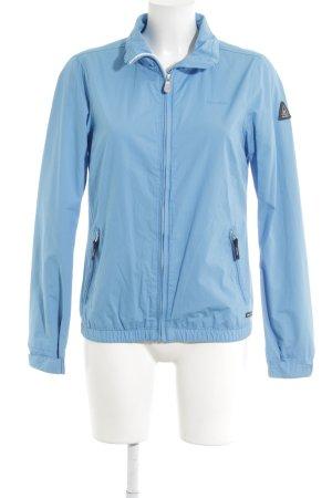 Gaastra Windstopper kornblumenblau-schwarz sportlicher Stil