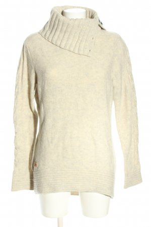 Gaastra Wollpullover creme Casual-Look