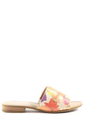 Gabor Sandały plażowe Abstrakcyjny wzór W stylu casual