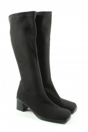 Gabor Heel Boots black casual look