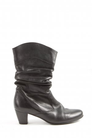 Gabor Absatz Stiefel schwarz Casual-Look