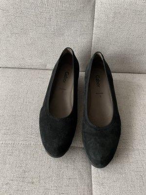 Gabor Platform Sandals black