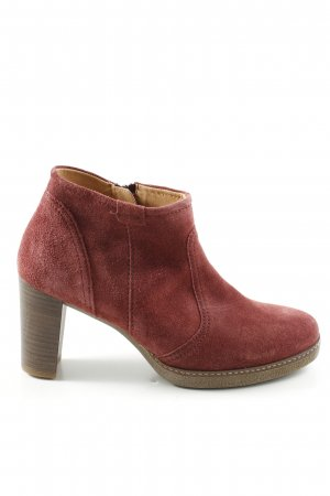 Gabor Ankle Boots rot Casual-Look