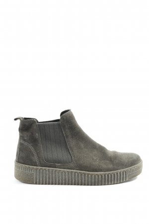 Gabor Ankle Boots hellgrau Casual-Look
